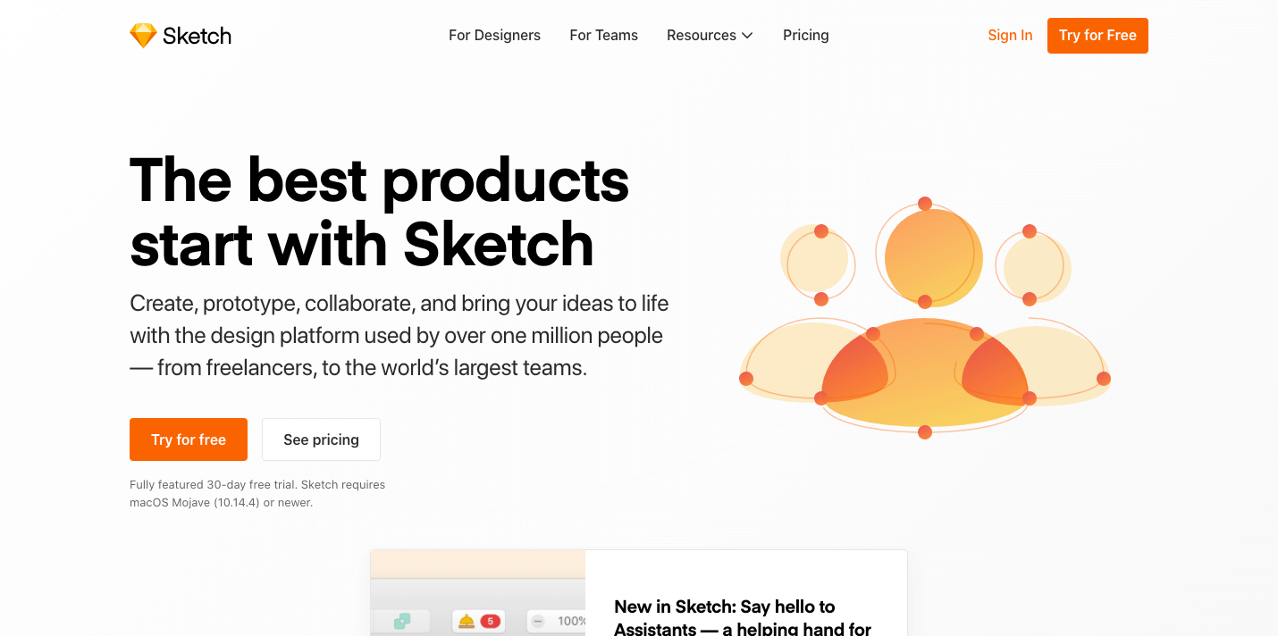 Sketch — The digital design toolkit