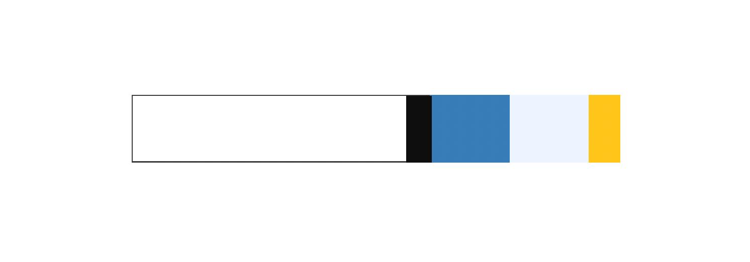 デザインカンプの配色